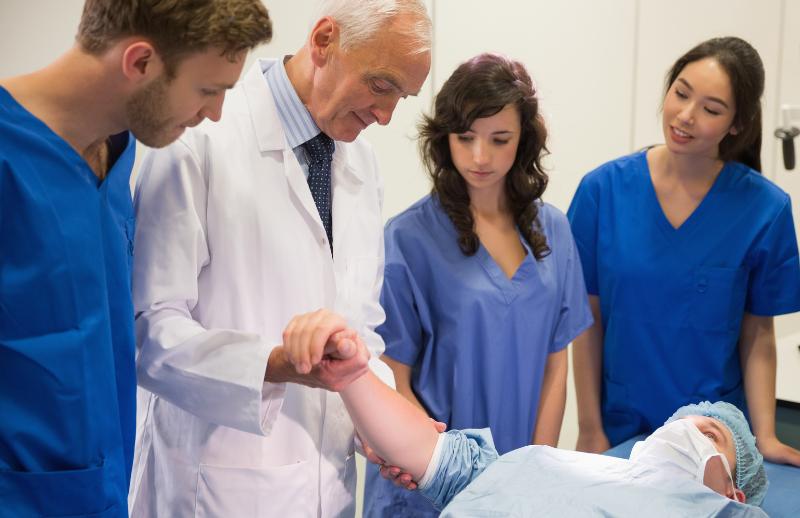 Programa de Residência  conta com duas vagas para Clínica Médica